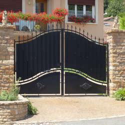 pose portail roncq